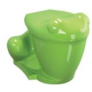 Детский унитаз VitrA Arkitekt 6047B032-0075 зеленый